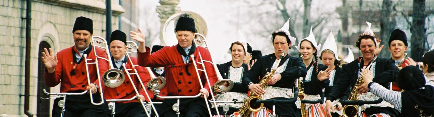 Nieuwjaarsconcert Bicycle Showband Crescendo